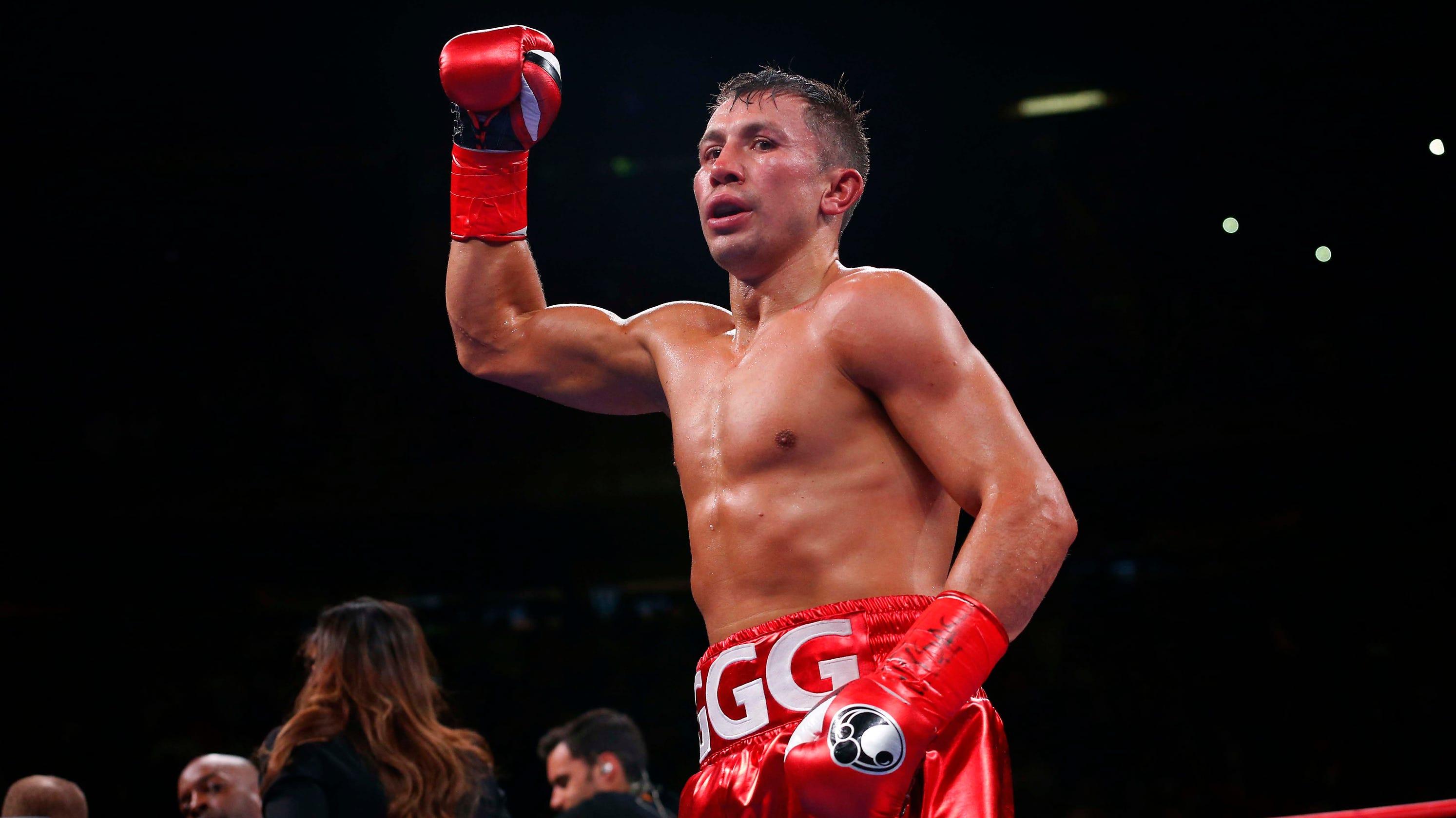 Golovkin Next Fight