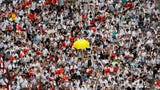 Proposed amendments to a Hong Kong extradition bill that would allow the transfer of criminals to China drew hundreds of thousands of protesters.