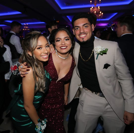 Matawan High School's senior prom took place on Friday, June 7th, 2019 at Ariana's Grand in Woodbridge, New Jersey. Photo by Ed Pagliarini.