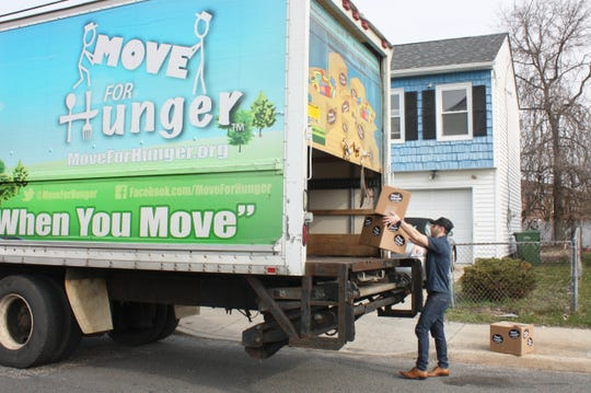 Move For Hunger is based in Red Bank