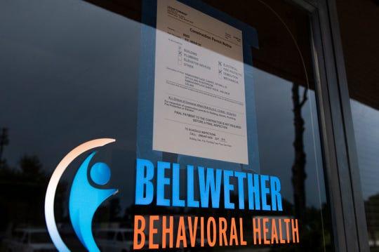 Bellwether Behavioral Health Friday, June 7, 2019 in Swedesboro, N.J.