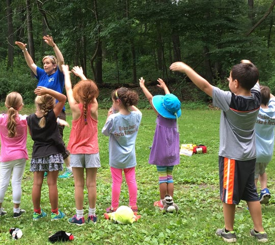 Summer camp openings are still available for preschool children ages 4 and 5, and students entering grades 1-6, at Union County's Trailside Nature and Science Center.