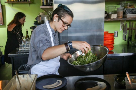 Chef Jessi Patuano is leaving her post at Gather to lead the kitchen at Folk, an award-winning breakfast and brunch cafe in Corktown. Patuano has cooked in some of the area's best restaurants, including 2017 Restaurant of the Year Chartreuse Kitchen & Cocktails in Midtown.