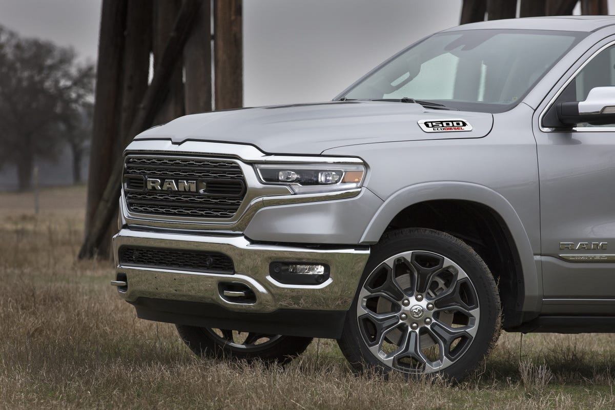 New 2020 Ram 1500 Will Offer Ecodiesel