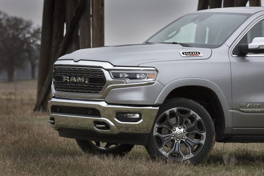 The new 2020 Ram 1500 will offer an EcoDiesel engine.