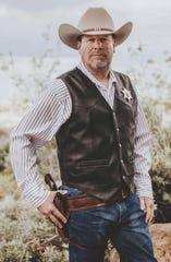 Yakima County Sheriff Robert Udell