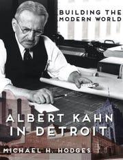 """""""Building the Modern World: Albert Kahn in Detroit"""" by Michael H. Hodges won First Place for Biography in the Midwest Book Awards."""
