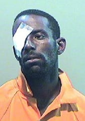 DeAngelo Kenneth Martin was charged in the assault Monday.