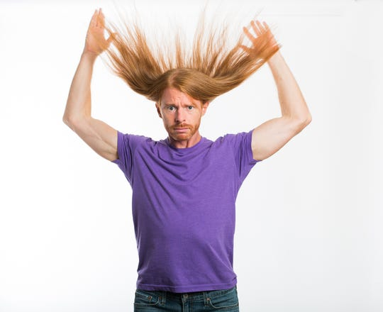 JP Sears, comedian and YouTube personality, will perform at Off the Hook Comedy in Naples June 13-16.