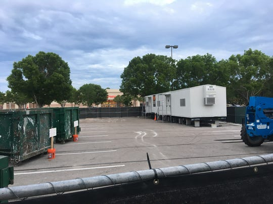 Target undergoing renovation in Fort Myers