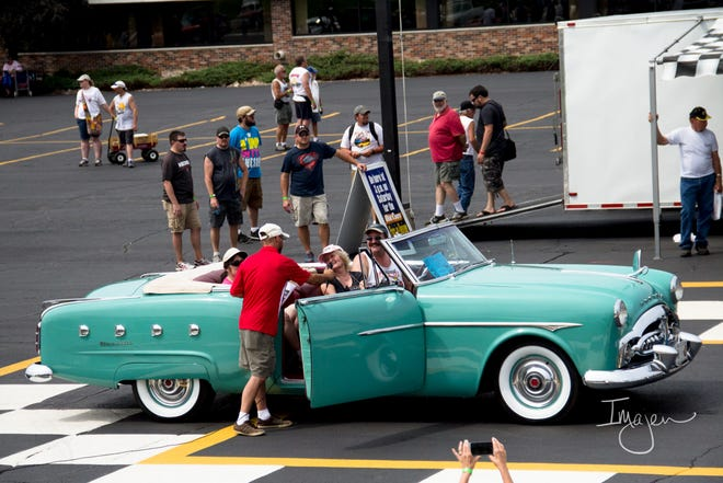 """You just might bump into Barry Williams from """"The Brady Bunch"""" at this year's Iola Car Show and Swap Meet."""