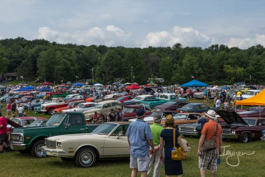 The Iola Car Show will celebrate its 47th year as one of the biggest auto events in America July 11-13