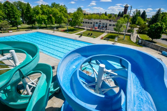 The Electric City Water Park will open Friday