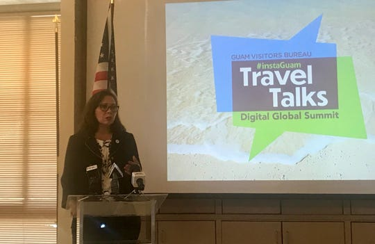 The Guam Visitor's Bureau is hosting the first #instaGuam Travels Talks: Global Digital Summit, a regional travel technology conference in August, bureau president Pilar Laguaña announced Monday.