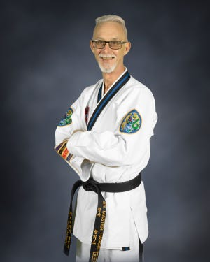 Darrell Hargis has been teaching martial arts in Henderson for 40 years.