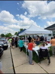 Cooking for the people of Dayton was a mission of love for Ken Huddleson.