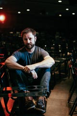 Adam Cayton Holland, seen here, Derek Sheen and a special guest will perform Aug. 2 at Club 337.