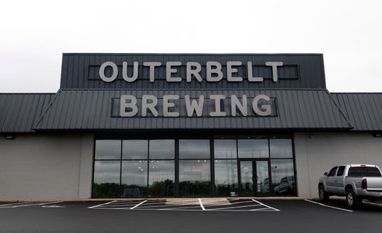 Outerbelt Brewing is located on Dolson Court in Greenfield Township.