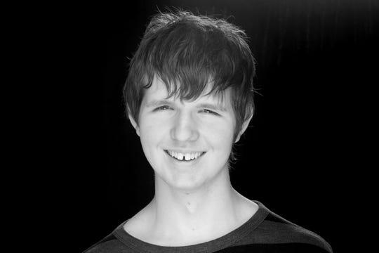 Portrait of Shane Lowe.
