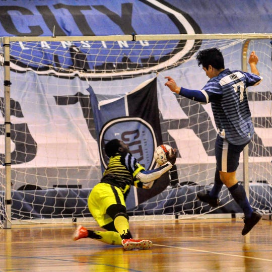 Lansing City Futsal is a professional soccer team that plays soccer indoors, typically on hardwood or vinyl playing surfaces. The franchise also has a youth program.