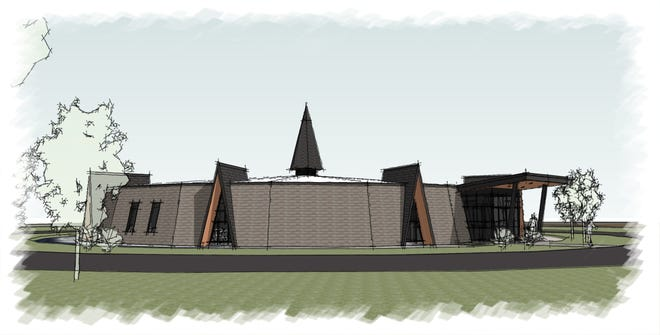 The Lake Country Unitarian Universalist Church will undergo an exterior makeover.