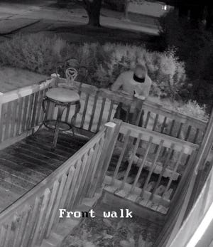 Milwaukee Police are seeking information about this man in connection with an arson.