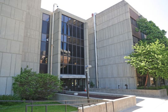 The aging University of Wisconsin-Milwaukee chemistry building is the centerpiece of the UW System's capital budget request.