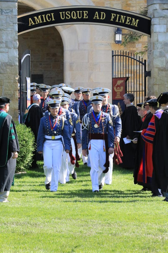 St. John's Northwestern Military Academy will offer a nonmilitary option beginning in 2020-21.
