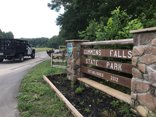 The body of a 2-year-old that went missing at Cummins Falls State Park on Sunday was recovered on Monday, June 10, 2019.