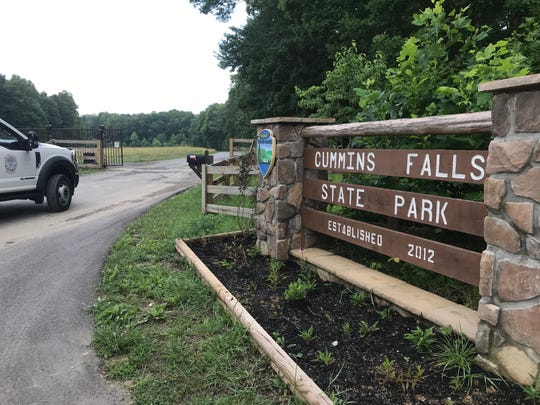 A two-year-old from Kentucky was found dead Monday, June 10, 2019, after water rose quickly from flash flooding in a gorge area of Cummins Falls State Park.