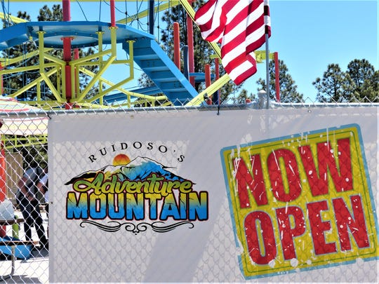 Adventure Island opened in time for Memorial Day weekend, and nw has a mobile vending attachment.