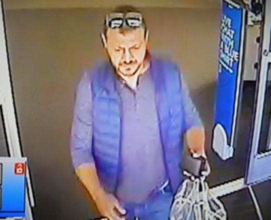 Bloomfield Township police are trying to identify this man.