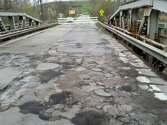 Replacement of the long-closed Lilley Road bridge is expected to start June 10.