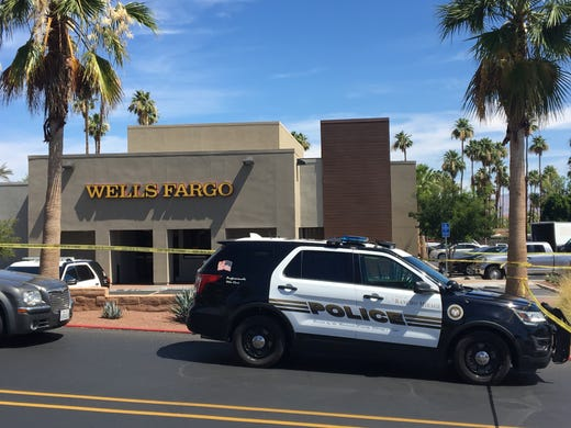 Wells Fargo robbed in Rancho Mirage near The River mall