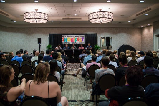 Palm Springs International ShortFest's popular Forum sidebar serves up panels, roundtables and classes covering many topics.