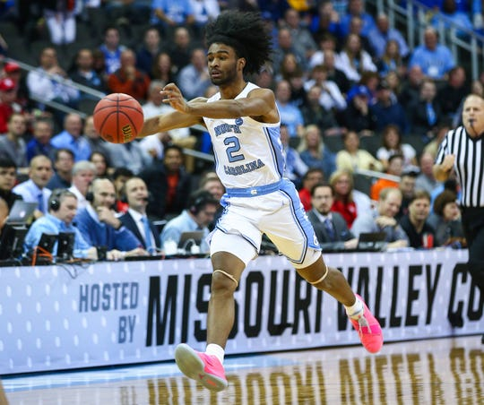 Could North Carolina Tar Heels guard Coby White be the answer at point guard for the Phoenix Suns?