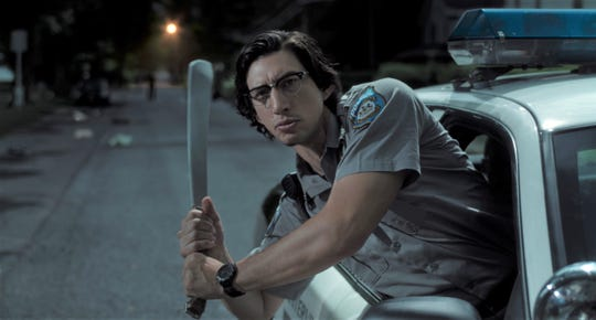 "Adam Driver plays a police officer in ""The Dead Don't Die."""