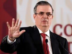 Ebrard: México tiene 'dignidad intacta' en acuerdo con EEUU