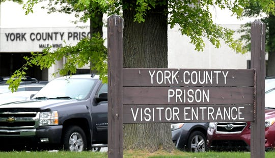 York County Prison removes inmate roster from website, state