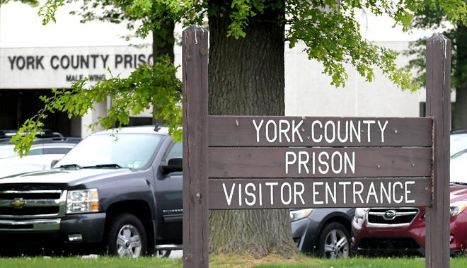 York County Prison Monday, June 10, 2019. Bill Kalina photo