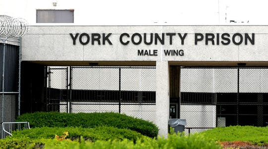 York County Prison Monday, Jun3 10, 2019. Bill Kalina photo