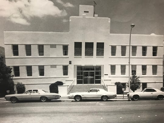 Now known as the Butterfield II Building, the Clinic Hospital served San Angelo from 1929 to 1978 at this downtown address. The building's current owners are working to revitalize this section of Beauregard Avenue.