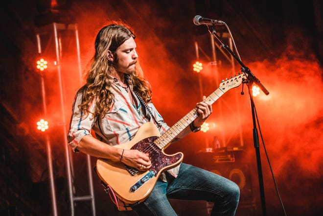 Austin Meade will perform at Blaine's Pub, 10 W. Harris Ave. on Friday, June 14.