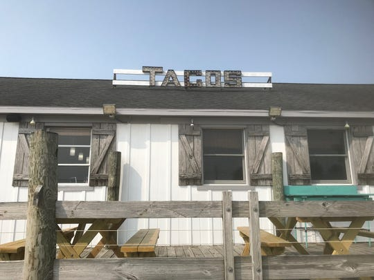 Pico Taqueria, formerly a food truck, has relocated in a building on Maddox Boulevard on Chincoteague, Virginia.