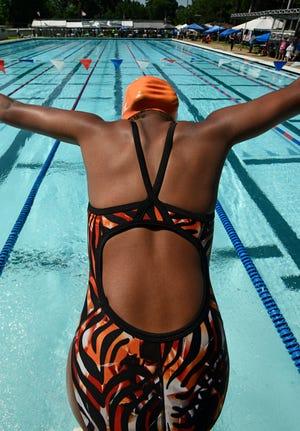 The 32nd Annual Damon McCoy Invitational at Shreveport's Southside Swim Club.