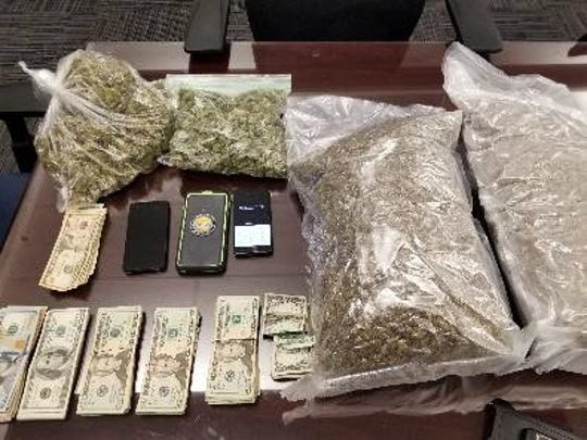 A large-scale, highly touted operation by local, state and federal law enforcement officials netted 84 arrests, two guns and 13 pounds of drugs in its first week.