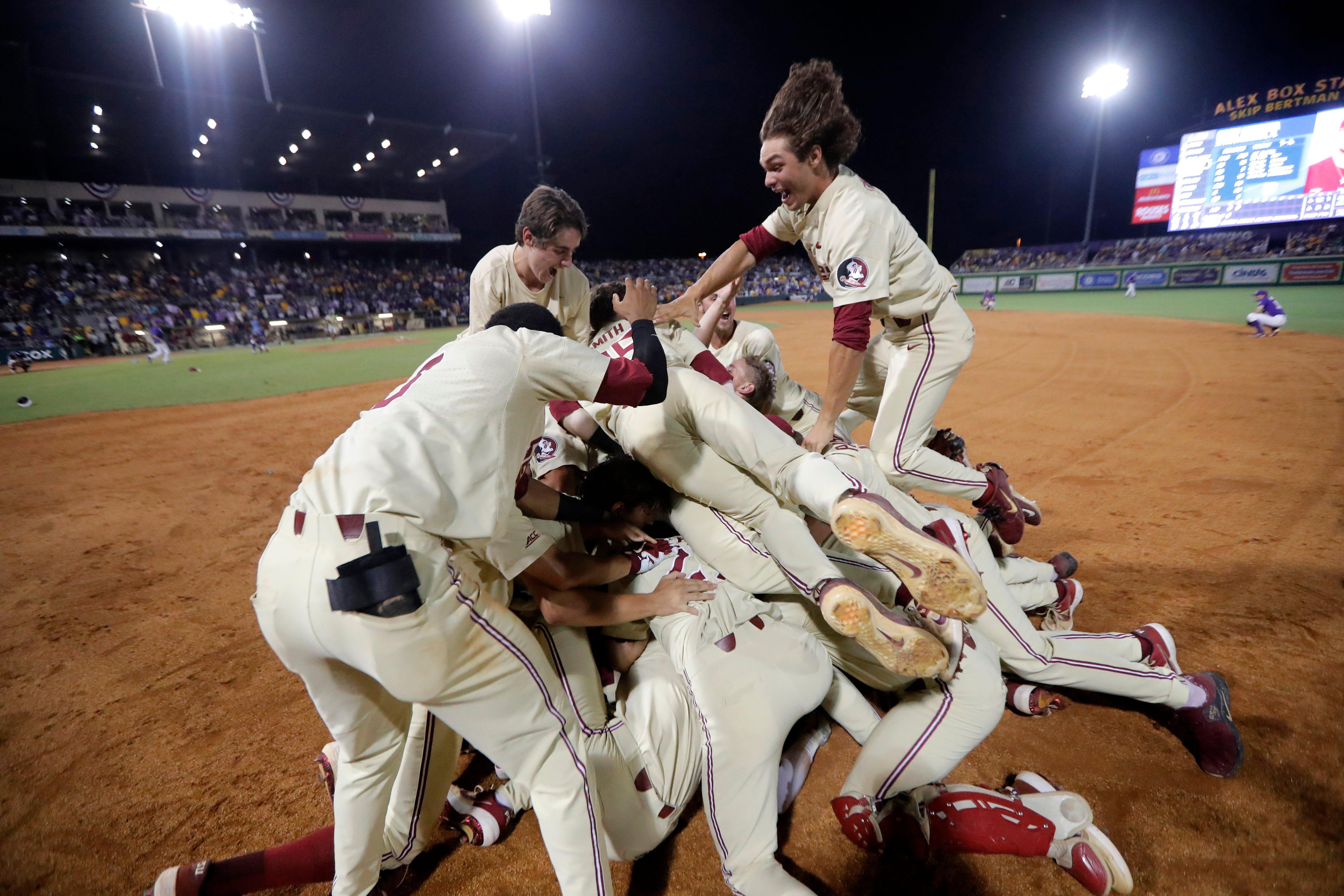 Former FSU players wishing Mike Martin, Seminoles good luck in College  World Series