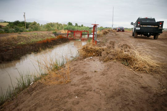Death toll grows to 9 in El Paso-area canals with woman's death