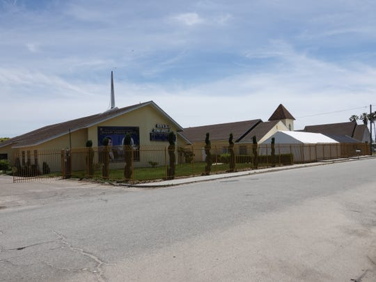 La Luz del Mundo's campus at 3326 Nyeland Ave. in Nyeland Acres sits on about two acres.