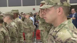 More a dozen guardsmen will be deployed to southwest Asia later this month.  Video provided by John J. Jankowski Jr.  6/10/19